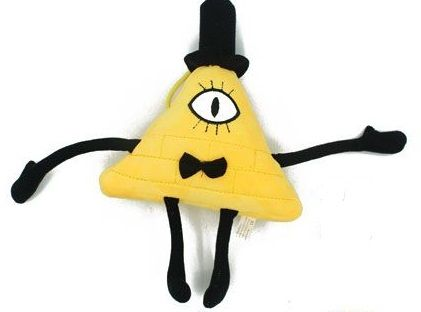 Gravity Falls Plush Toy