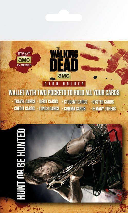 The Walking Dead Daryl Dixon Card Holder