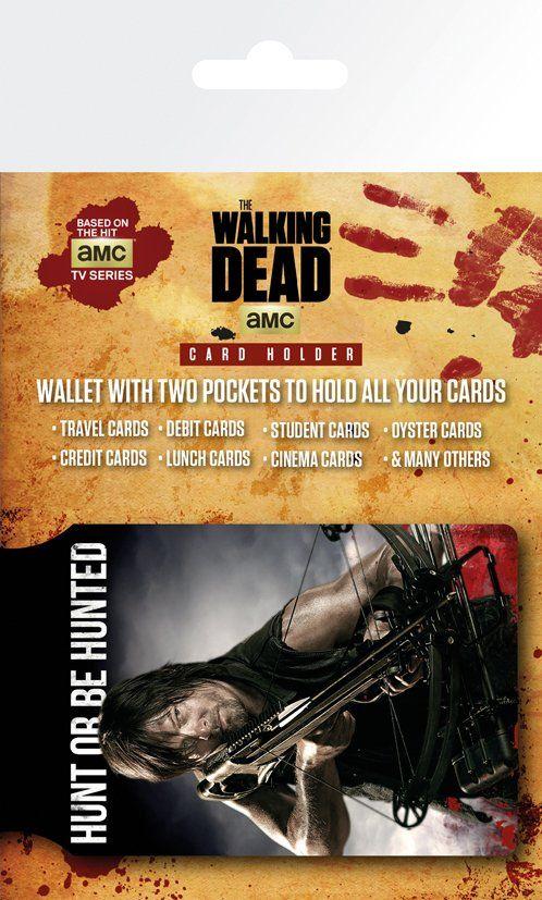 The Walking Dead Daryl Dixon Card Holder