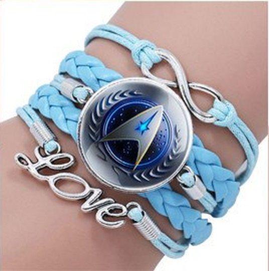 Star Trek Infinity Bracelet