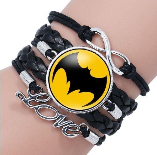 Batman Justice League Infinity Bracelet
