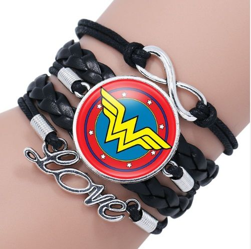 Wonder Woman Justice League Infinity Bracelet