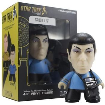 Star Trek Spock Figure 4.5""