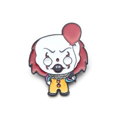 IT Pennywise Pin Badge