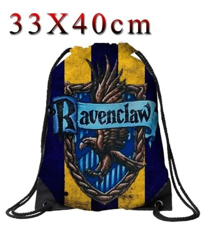 Harry Potter Ravenclaw Drawstring Cinche Bag