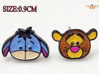 Winnie The Pooh, Eeyore & Tigger Earring Studs