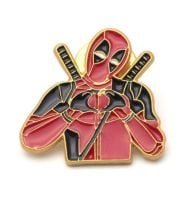Deadpool Pin Badge