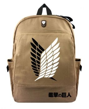 Anime Attack On Titan Backpack