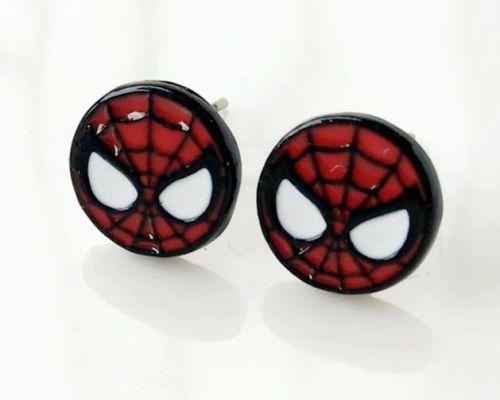 Spiderman Studs