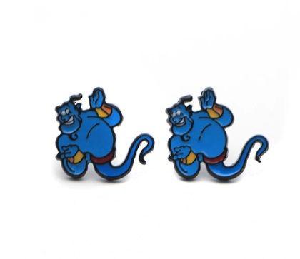Aladdin, Genie Earring Studs
