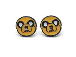 Adventure Time Jake Earring Studs
