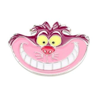 Alice in Wonderland, Cheshire Cat Pin Badge