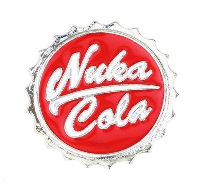 Fall Out, Nuka Cola Pin Badge