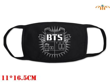 Mouth Mask - Bulletproof Boy Scouts