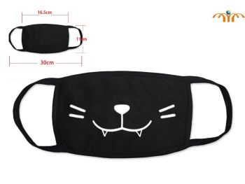 Mouth Mask - Vampire Cat