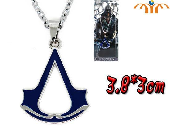 Assassin's Creed Inspired Pendant