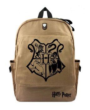 Harry Potter Hogwarts Crest Inspired Backpack