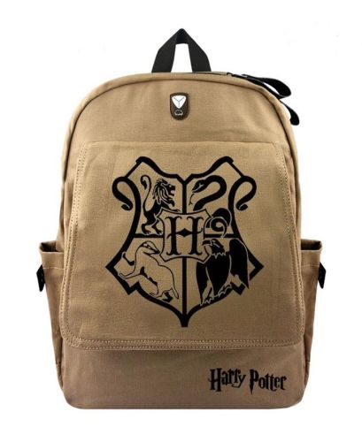 Harry Potter Hogwarts Crest Inspired Backpack