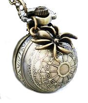 spiderball pocket watch new
