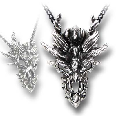 p625 dragon skull