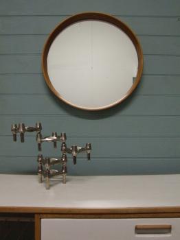 1950s beech mirror main