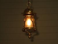 arts crafts lantern