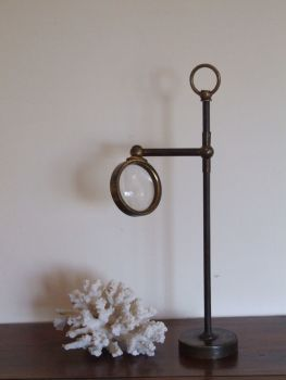 Georgian Brass Magnifier