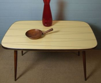 1950S LEMON TABLE