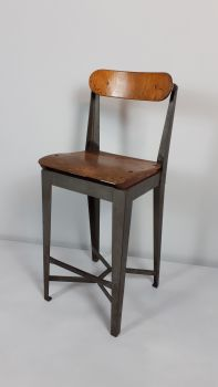 INDUSTRIAL HIGH STOOL
