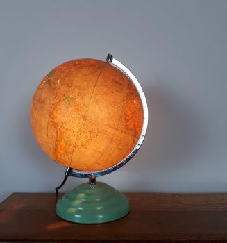 Globe French glass
