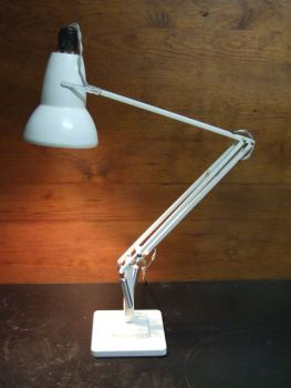 anglepoise lamp white