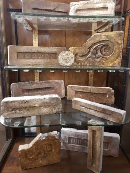 Plaster Moulds c1880