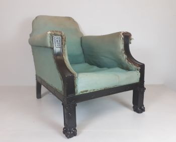 Chippendale style chair - Copy
