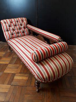 Chaise Lounge mahogany