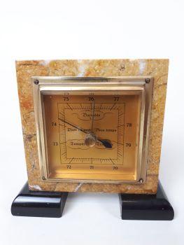 French Art Deco Barometer