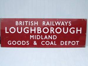 britishrail sign
