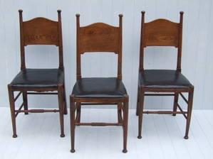 w birch chairs