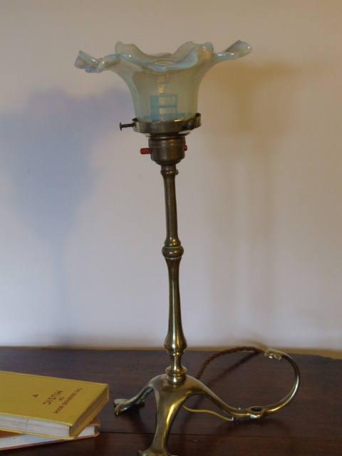 Benson style lamp