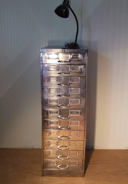 steel drawers