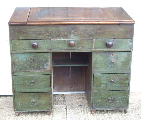 victorian clerks desk