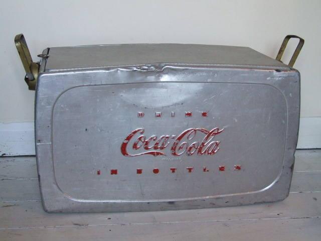 1950s Coca-Cola coolbox