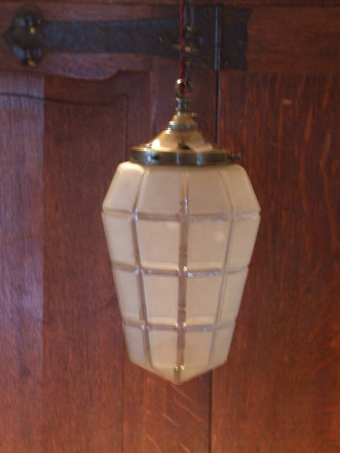 hall pendent light