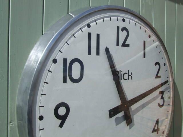 blick clock