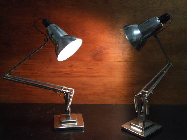 Pair anglepoise