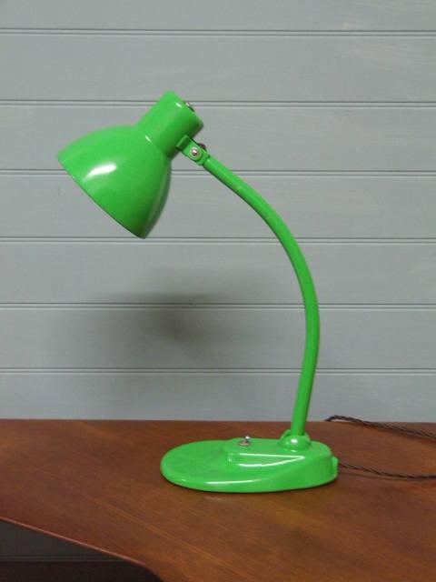 Green Kandem lamp