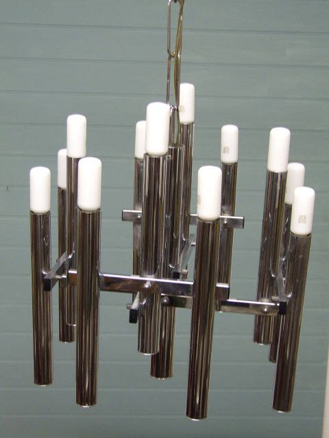 italian 70s chandelier