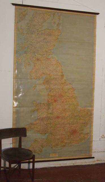 big GB map