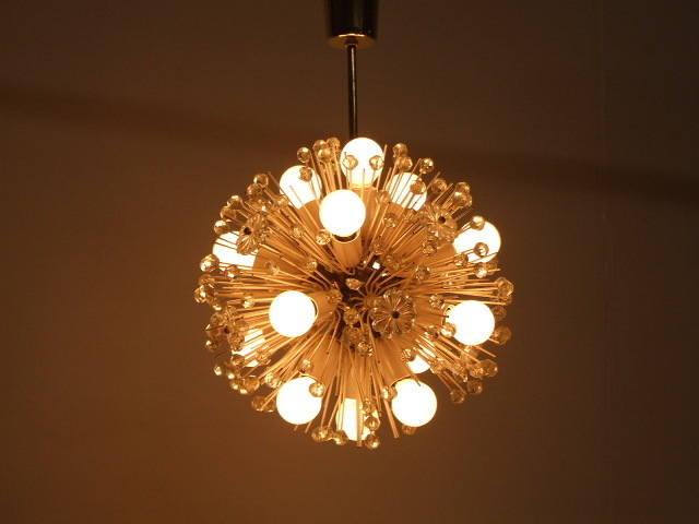 Sputnik lamp 4