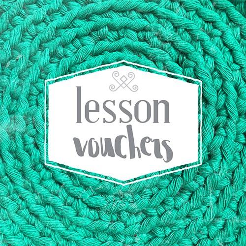Lesson vouchers