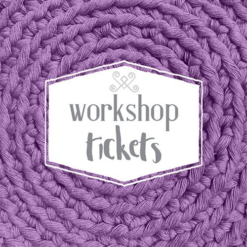 course & workshop tickets